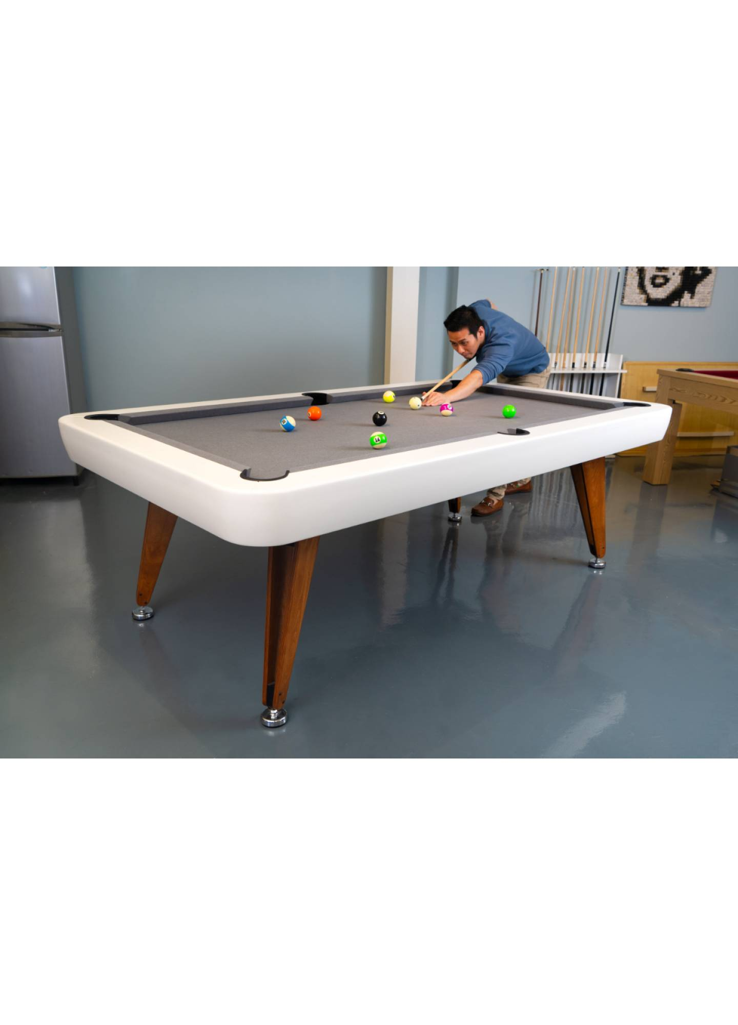 TRIBECA POOL TABLE (2021 MODEL)
