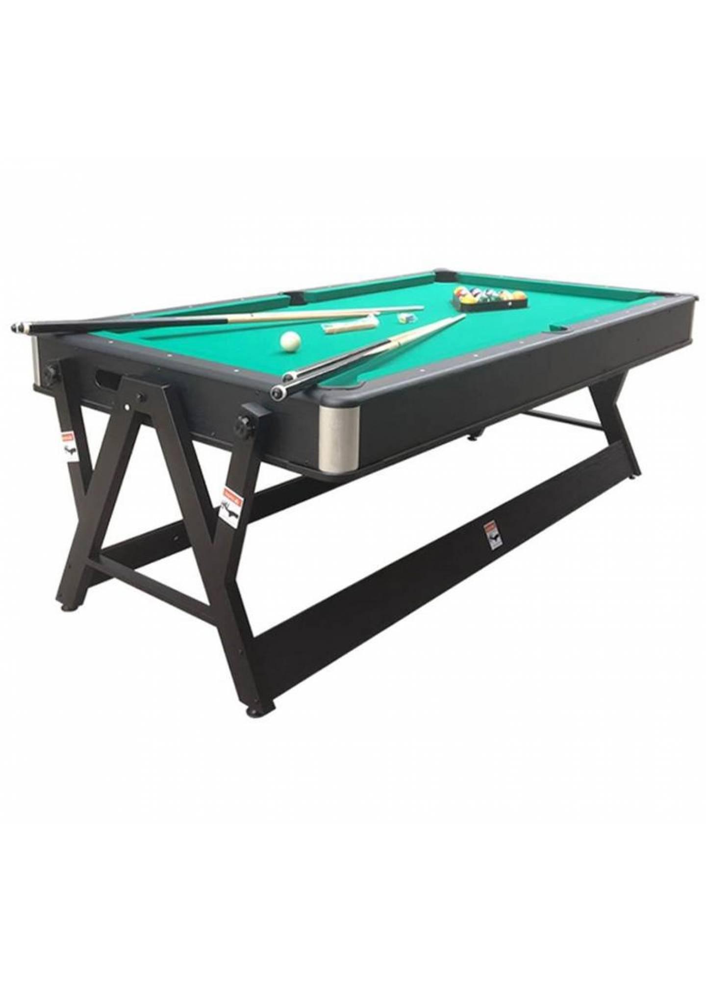 ATLANTA MULTI GAME TABLE (POOL, AIR HOCKEY, ROULETTE, POKER)