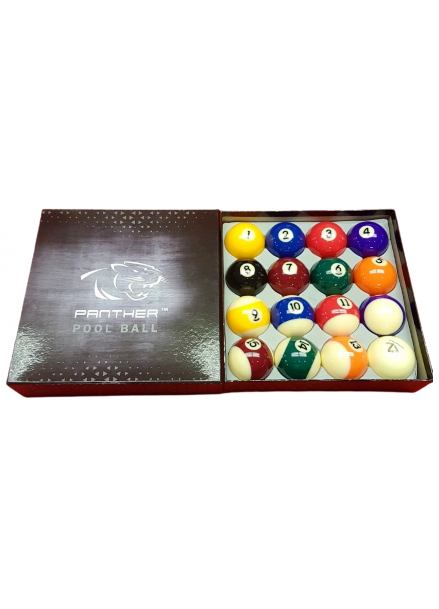 PANTHER HIGH QUALITY AMERICAN POOL BALLS
