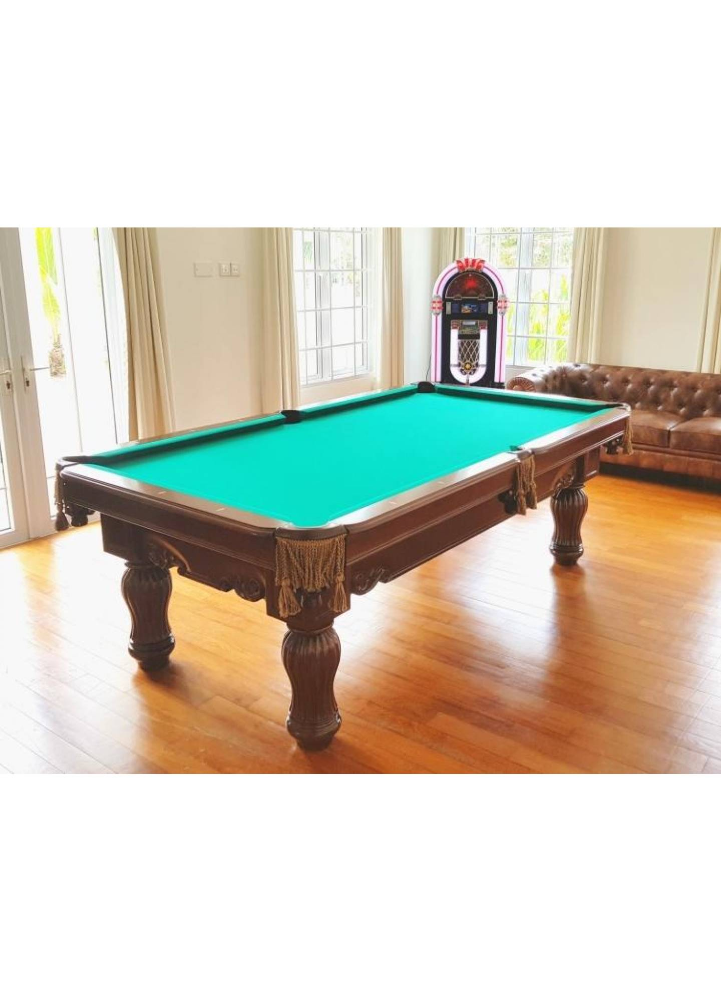 CROWN POOL TABLE (CLASSIC LINE)