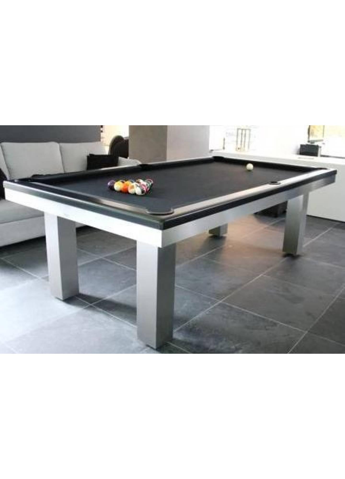 TOULET LOFT POOL TABLE