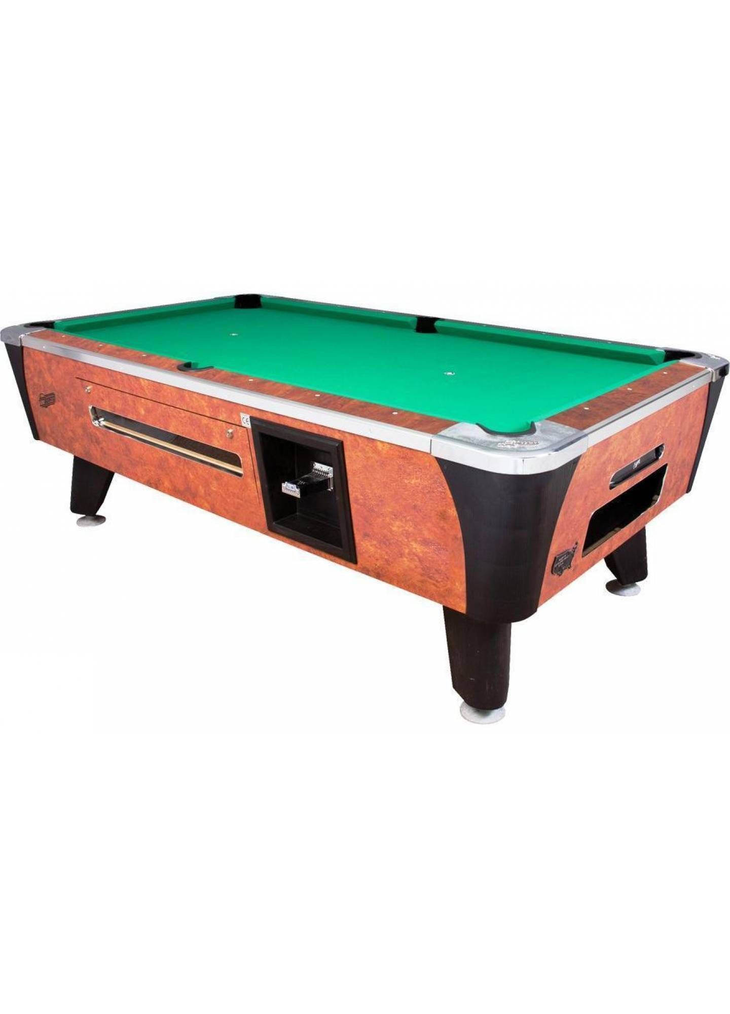 VALLEY DYNAMO SEDONA COIN OPERATED POOL TABLE