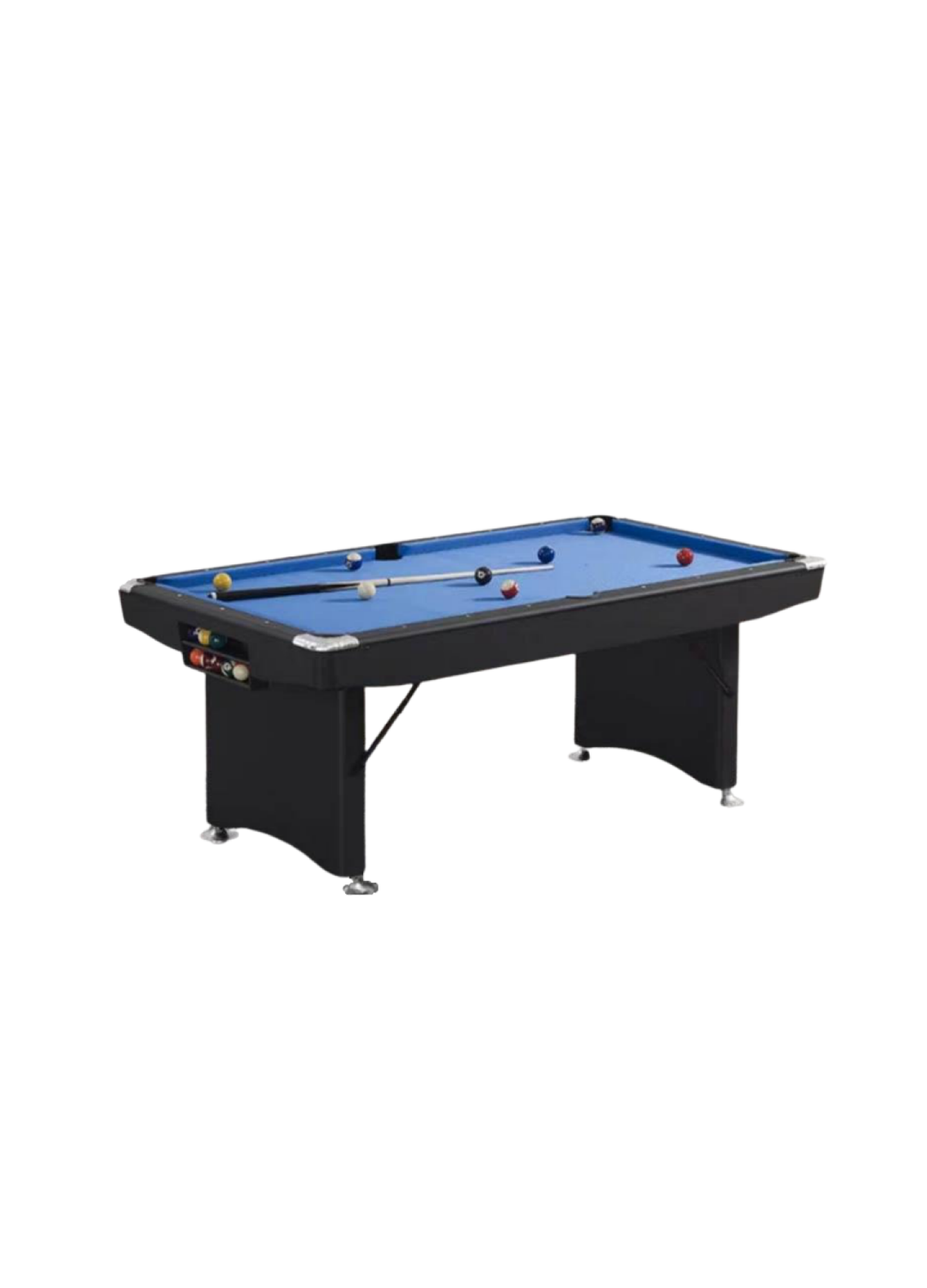 BISHOP FOLDABLE POOL TABLE (3 IN 1 TABLE)
