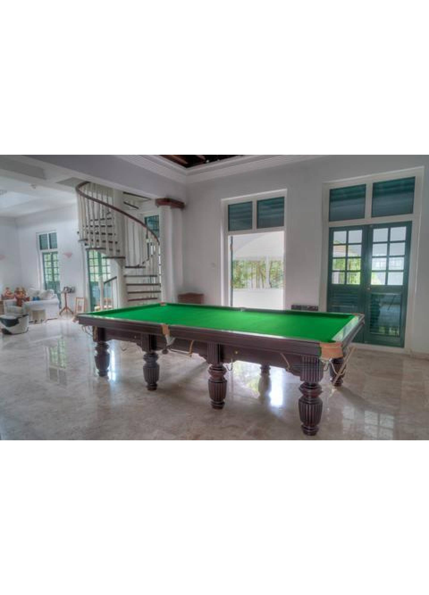 10FT OLYMPIC SNOOKER TABLE (SPECIAL DISCOUNT)