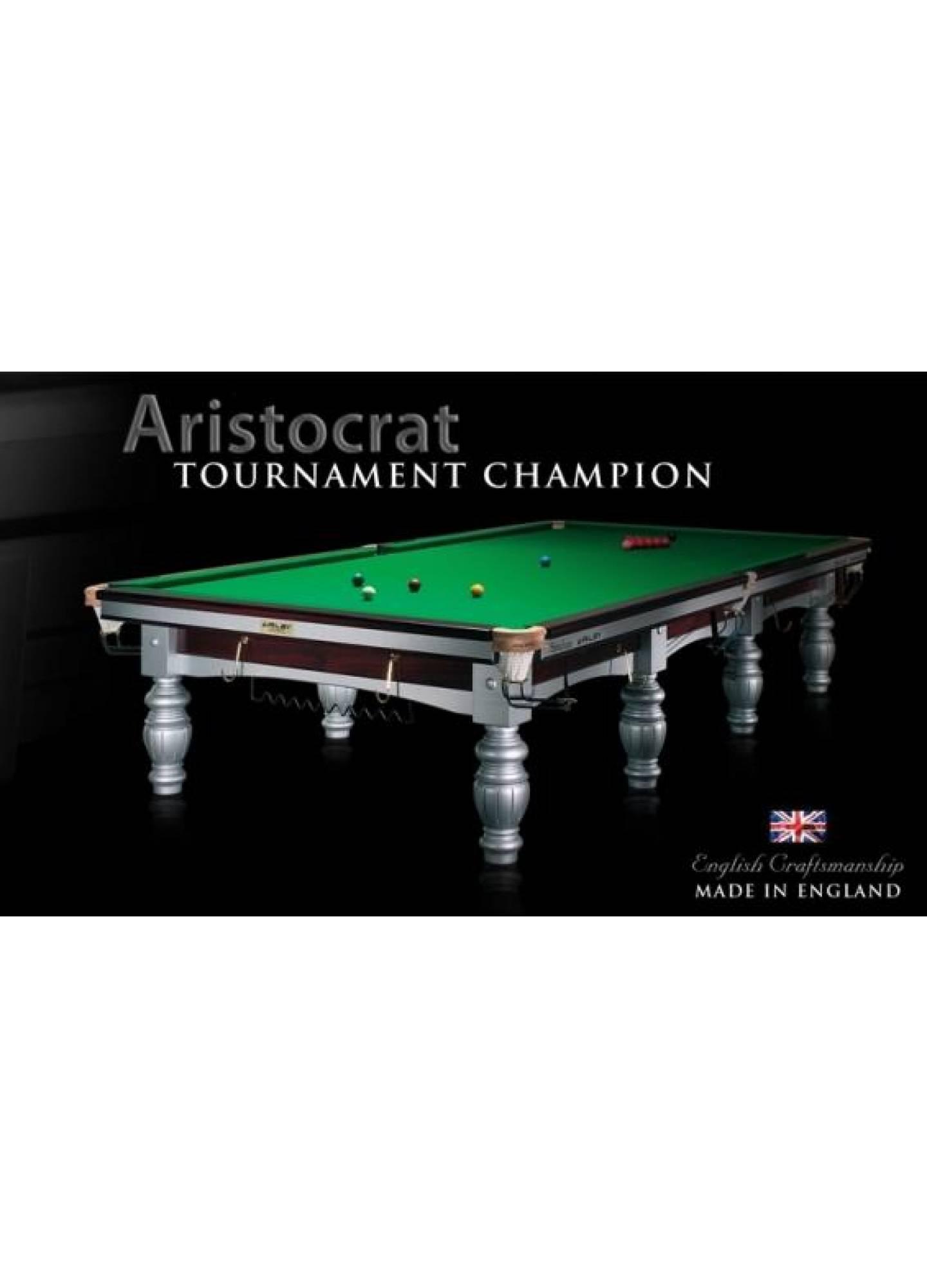 ARISTOCRAT TOURNAMENT CHAMPION SNOOKER TABLE