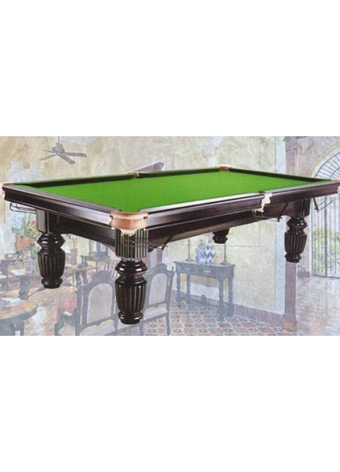 OLYMPIC SNOOKER TABLE (CUSTOM SIZE)